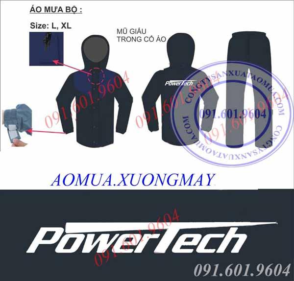 Cơ sở chuyên sản xuất áo mưa giá rẻ tại Hà Nội, Bắc Ninh, Bắc Giang, Vĩnh Phúc, Thái Nguyên, Hưng Yên