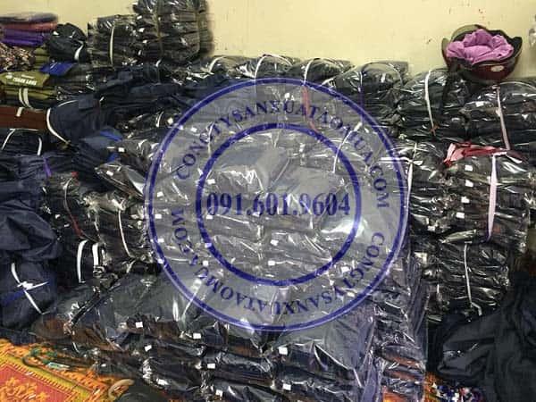 cơ sở sản xuất áo mưa quà tặng giá rẻ tại Hà Nội, xưởng may áo mưa quà tặng chất lượng cao