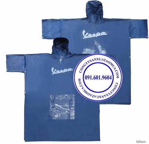 cơ sở sản xuất áo mưa quà tặng giá rẻ tại hà nội, xương may áo mưa quà tặng uy tín chuyên nghiệp