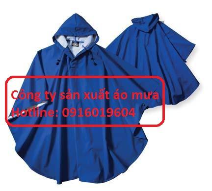 Công ty sản xuất áo mưa hoàng ngân, chuyên nhận đặt hàng sản xuất áo mưa giá rẻ tại hà nội