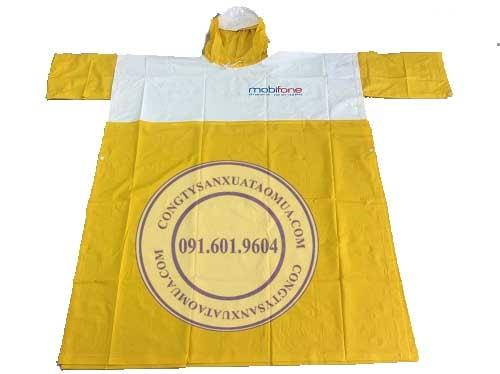 công ty sản xuất áo mưa quảng cáo giá rẻ tại hà nội, xưởng may áo mưa quà tặng quảng cáo uy tín chuyên nghiệp