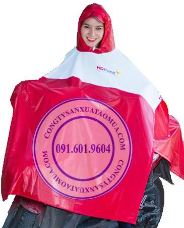 xưởng may áo mưa giá rẻ ở hà nội, nhận đặt may áo mưa quảng cáo, áo mưa quà tặng, áo mưa cánh dơi