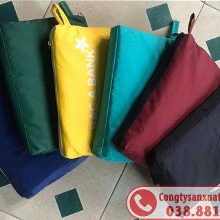 Sản xuất áo mưa quà tặng công nhân