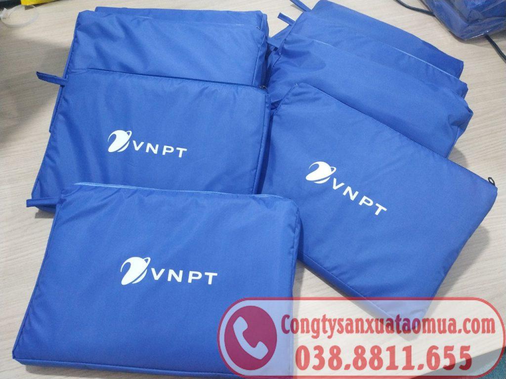 Sản xuất áo mưa quà tặng in logo công ty, công đoàn