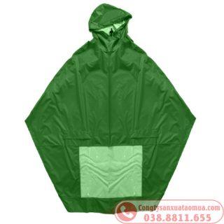 Công ty sản xuất áo mưa giá rẻ