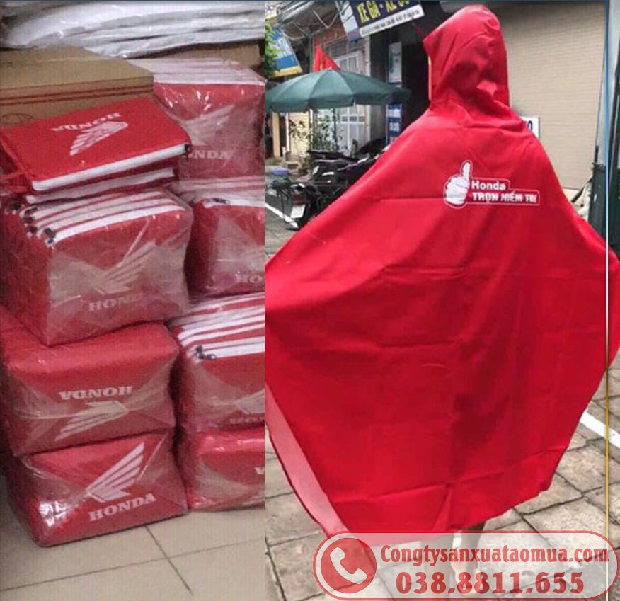 Công ty sản xuất áo mưa tại Hà Nội