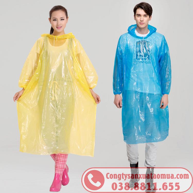 Công ty sản xuất áo mưa tiện lợi
