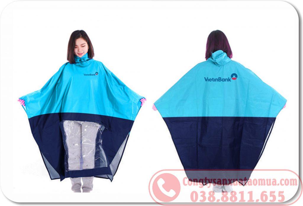 sản xuất và phối màu áo mưa theo yêu cầu