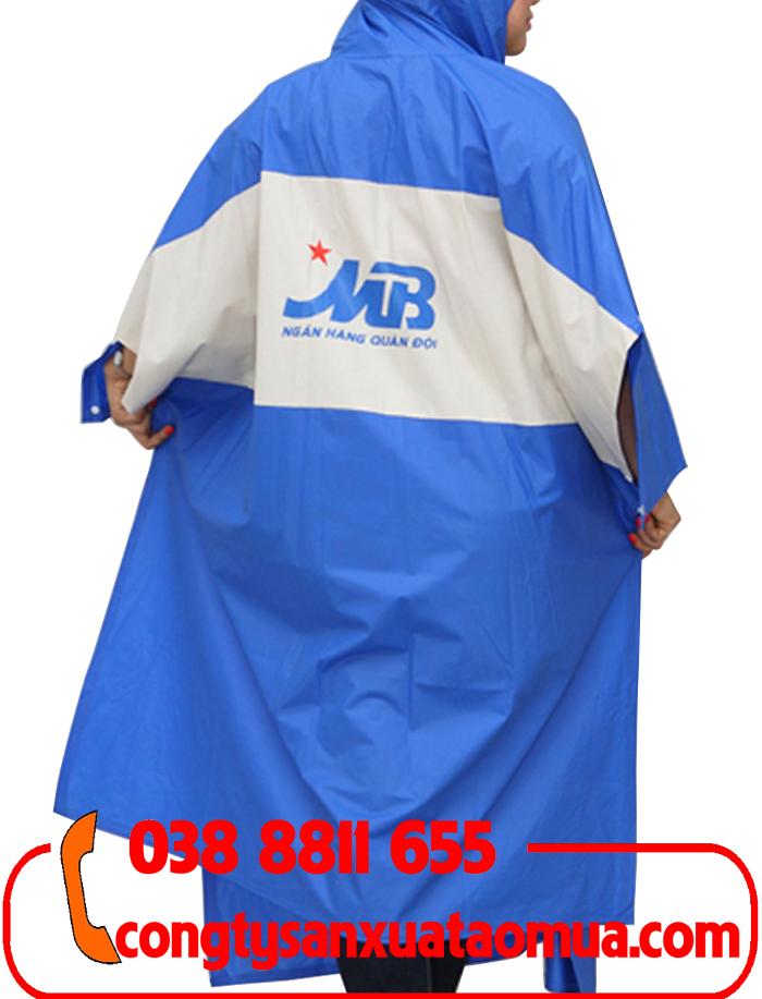 May áo mưa quảng cáo