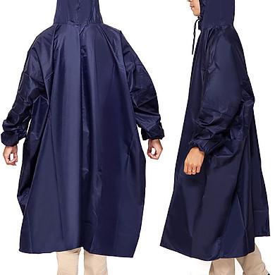 Sản xuất áo mưa bít hông