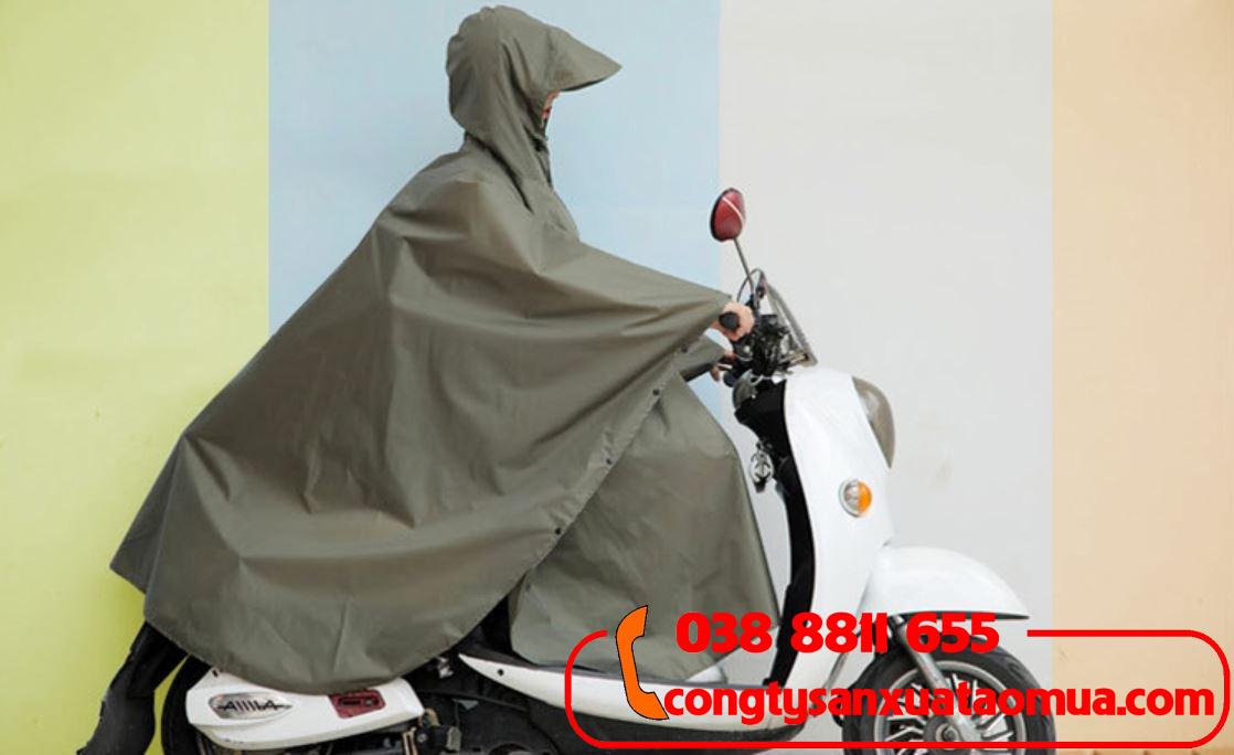 May áo mưa tại Hà Nội