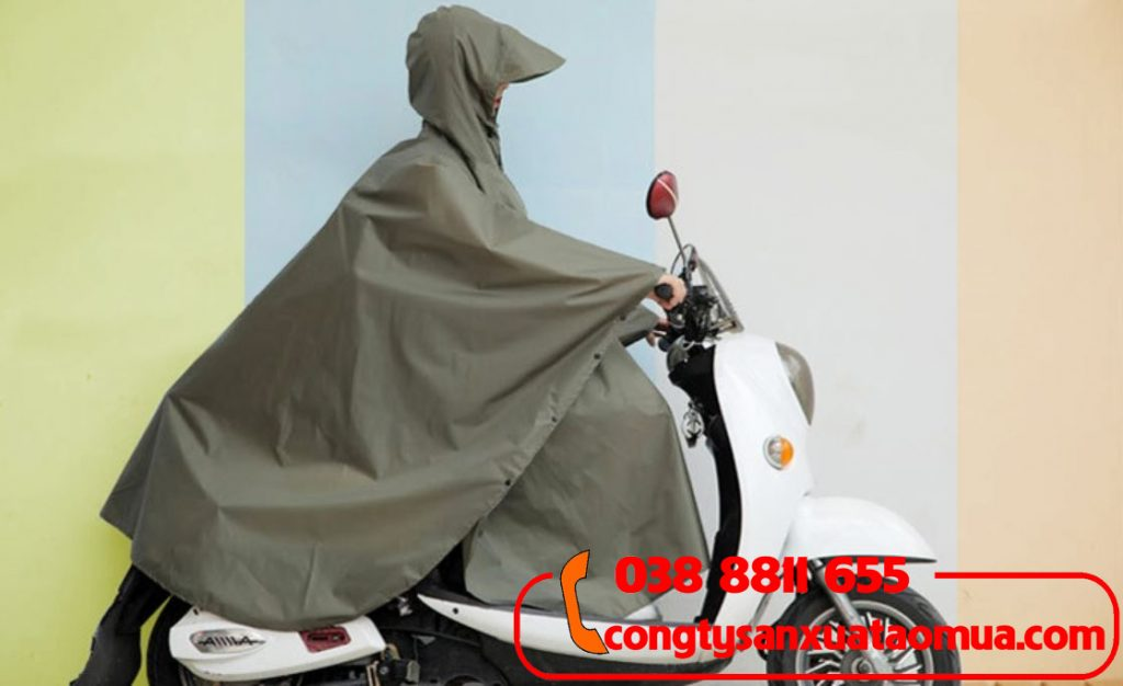 May áo đi mưa giá tốt nhất