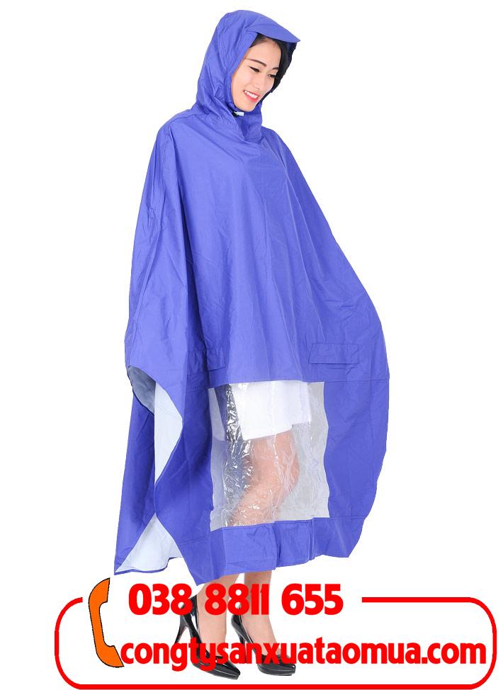 Sản xuất áo mưa cánh dơi