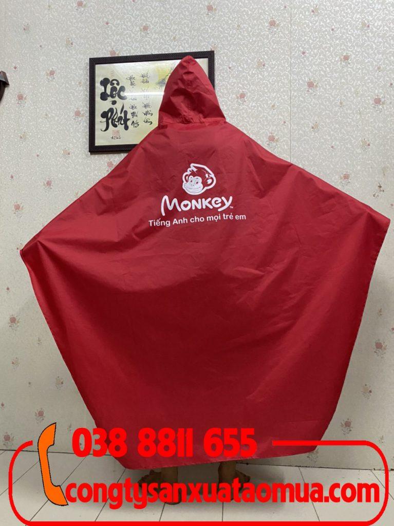 In áo mưa quà tặng tại Hà Nội