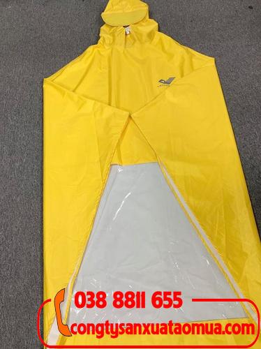 In áo mưa quà tặng công ty công đoàn và nhãn hàng tại Hà Nam