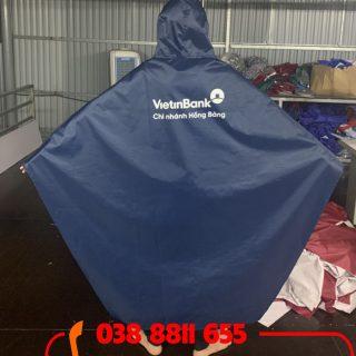 Xưởng sản xuất áo mưa quà tặng giá rẻ tại Hà Nội