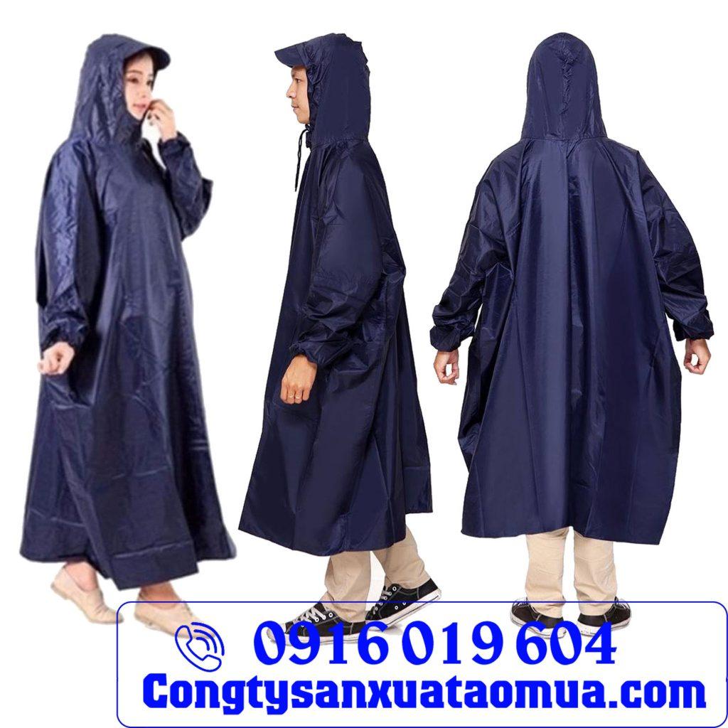 Công ty sản xuất áo mưa bít hông tại Hà Nội