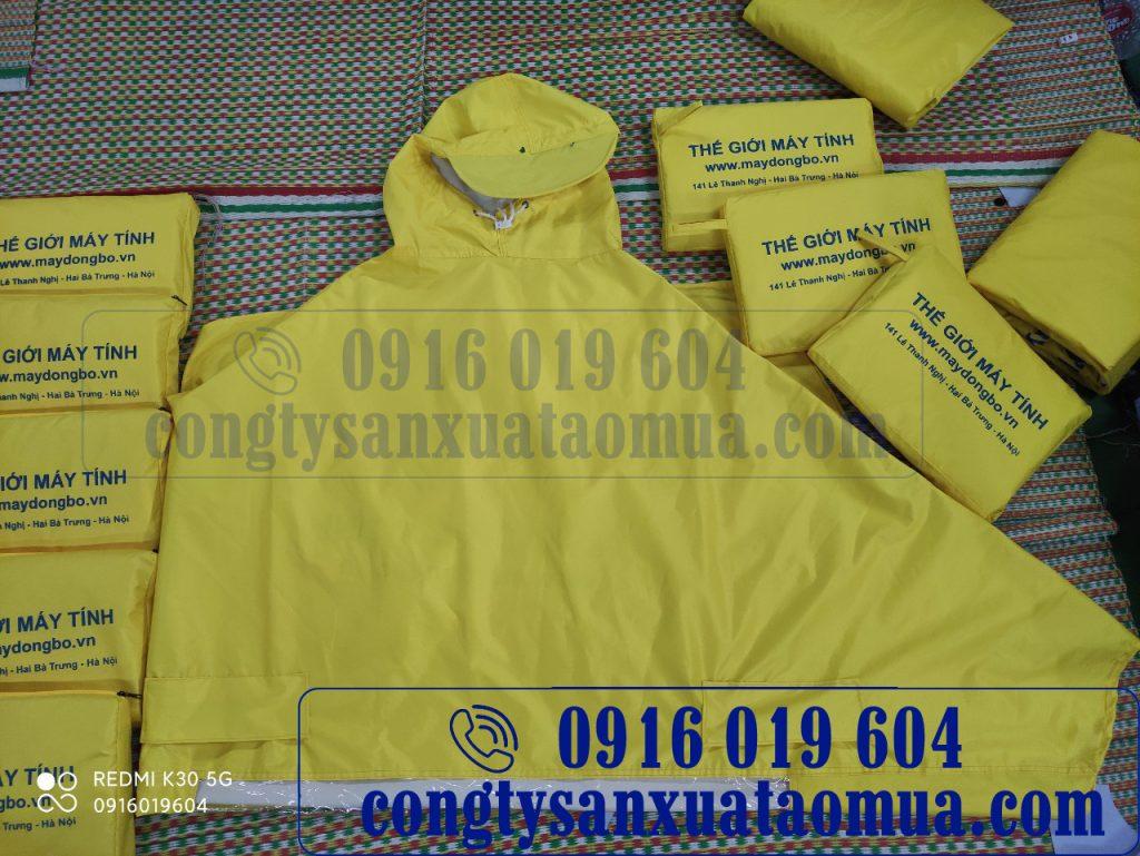 Công ty may áo mưa - Xưởng may áo mưa tại Hà Nội