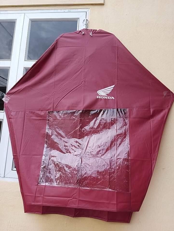 Xưởng may áo mưa quảng cáo in logo giá rẻ tại Hà Nội